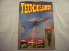 Thunderbirds 1989 Calendar