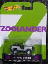 2014 HOTWHEELS - Retro entertainment E - ZOOLANDER '67 Ford Bronco
