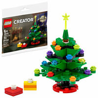 Lego Creator 30576 Holiday Tree Christmas 70 pieces New Poly Bag Free Shipping
