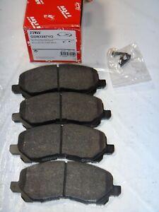 TRW OEM Front Brake Pads For Mitsubishi Outlander Eclipse Galant Lancer
