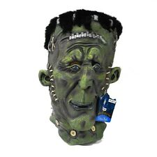 Transylmaniac Frankenstein Full Overhead Latex Costume Mask Disguise 10105