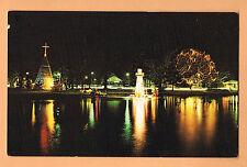 SIMCOE, Ontario annual Christmas light display Wellington Park Crystal Lake