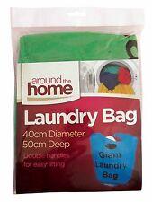 LAUNDRY BAG BASKET BINS STORAGE ROOM TIDY GIANT CLOTHS BIN POP UP HAMPER BIN