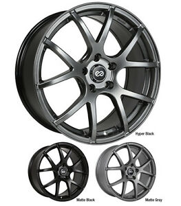 "ENKEI M52 16x7"" Performance Series Wheel Wheels 5x100/114.3 ET38/45"