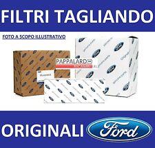 KIT TAGLIANDO 3 FILTRI ORIGINALI FORD FOCUS 2 II 1.6 TDCI 80KW 109CV (2004-2008)