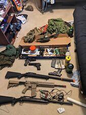 airsoft guns and gear