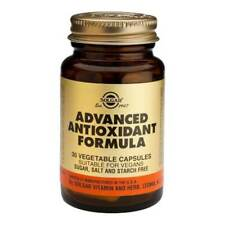 Solgar, Advanced Antioxidant Formula Vegetable Capsules, 30