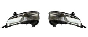 For 2006-2011 Cadillac DTS Fog Light Lamp PAIR Left Side + Right Side