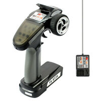 Flysky FS-GT2E AFHDS 2A 2.4g 2CH Radio System Transmitter with FS-A3 Receiver