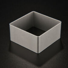 1*Baking New square Sugar Cake Biscuit Cookie Cutter Ornament Mould Tool W
