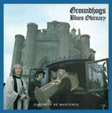 Blues Obituary 5017261209221 by Groundhogs CD