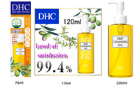DHC DEEP CLEANSING OIL MAKEUP REMOVER 70ML,,120ML,200ML MADE IN JAPAN F/S JAPAN