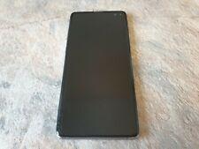 Samsung Galaxy S10+ SM-G975F - 128GB - Prism Black (Unlocked) (Dual SIM)