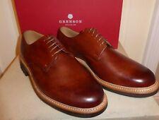 Zapatos De Cuero nuevo Y En Caja Grenson Curt Talla 12 G, 112624