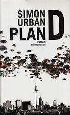 *o- Plan D - von Simon URBAN (2011, Gebundene Ausgabe)