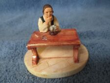 Sebastian Miniatures Paul Revere Silversmith Masons 50th Anniversary Figurine