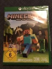 Minecraft - Microsoft Xbox One DVD-Box