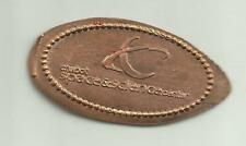Copper elongated penny (cent) Chabot Space & Science Ctr m#1 Retired Oakland Ca