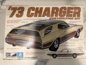 MPC 1973 DODGE CHARGER ORIGINAL CAR KIT #1-7307-225