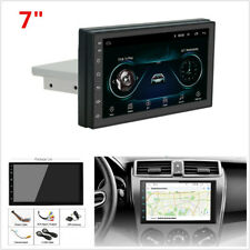 "7""Single Din Android 8.1 Quad-Core 1+16GB Car Stereo Radio GPS WiFi 3G/4G Player"
