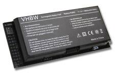 BATTERIA 6600mAh PER Dell Precision M4800, M6700, M6800