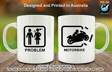 Motor bike Racing Honda Yamaha Suzuki Hobby Funny Coffee Mug Funny Birthday gift