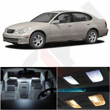 Xenon White LED Interior Light Bulbs Package Set Kit Fit For 96-00 Honda Civic