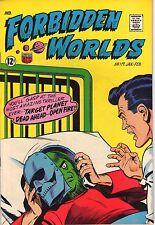 Forbidden Worlds #117 - Alien/Monster Cover - 1964 (9.0) Wh