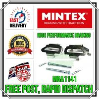 MINTEX MBA1141 BRAKE PAD FITTING KIT FOR FORD CITROEN FIAT PEUGEOT *Free Post*