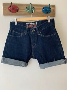 Levi's 537 cut off vintage Denim Shorts W28 BNWOT