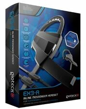 PS4 Gioteck EX-03R  inline Messenger Headset für Sony Playstation 4 PAKETVERSAND