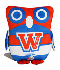 AFL Western Bulldogs Owl Cushion Official AFL Product