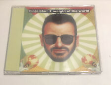 Ringo Starr Weight of the world (1992)  [Maxi-CD]