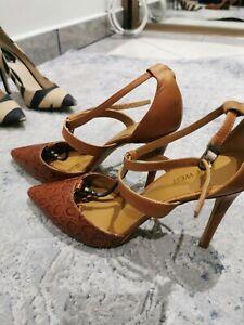Nine West Leather Heels 8.5