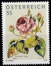 Oostenrijk postfris 2010 MNH 2888 - Bloemen Roos / Flowers