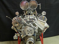 461/650HP Pontiac High Perf balanced crate engine with