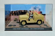 James Bond il modellino di auto-Collection Land Rover Lightweight