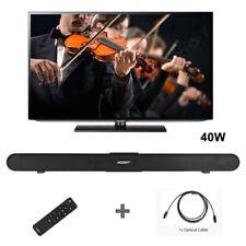 3D Surround TV Soundbar Sound Bar System Speaker Wireless Built-in Subwoofer US