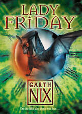 Lady Friday by Garth Nix (Paperback) New Book