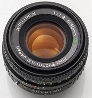 Fuji X-Fujinon DM 1.9 1:1.9 50mm 50 mm - Porst Fujica