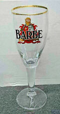 1x Verre 33 -38 cl ※ Biere BARBE ※ COLLECTION