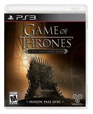 NEW Game of Thrones A Telltale Games Series (Sony PlayStation 3, 2015)