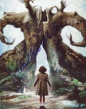"""GUILLERMO DEL TORO Authentic Hand-Signed """"PAN'S LABYRINTH"""" 8x10 Photo"""