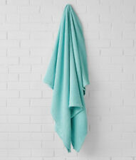 Linen House Cotton Waffle Blanket MINT Single