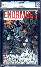 ENORMOUS #5 VOLUME 1 VARIANT COVER CGC 9.8 WHITE PAGES