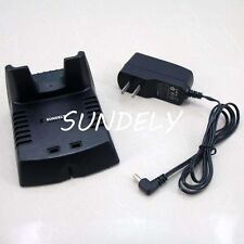 For VERTEX STANDARD DESKTOP CHARGER  CD-16 VAC-400 PA-23 FNB-V57 RADIO VX-210