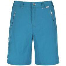 Shorts, bermuda e salopette da donna blu nessuna fantasia