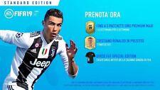 FIFA 19 - BONUS PREORDER - XBOX ONE  - NO GIOCO ( SOLO CODICE DLC)
