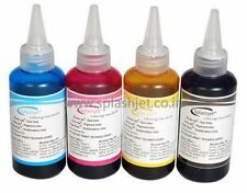 REFILL INK FOR HP808,HP818,HP22,HP802,HP960 CARTRIDGES (100 ML x 4 BOTTLES ).