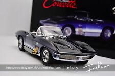 Autoart 1:18 Chevrolet corvette 1961 MAKO SHARK blue